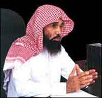Sheikh Salman al-Awdah was previously associated with Usama bin Ladin
